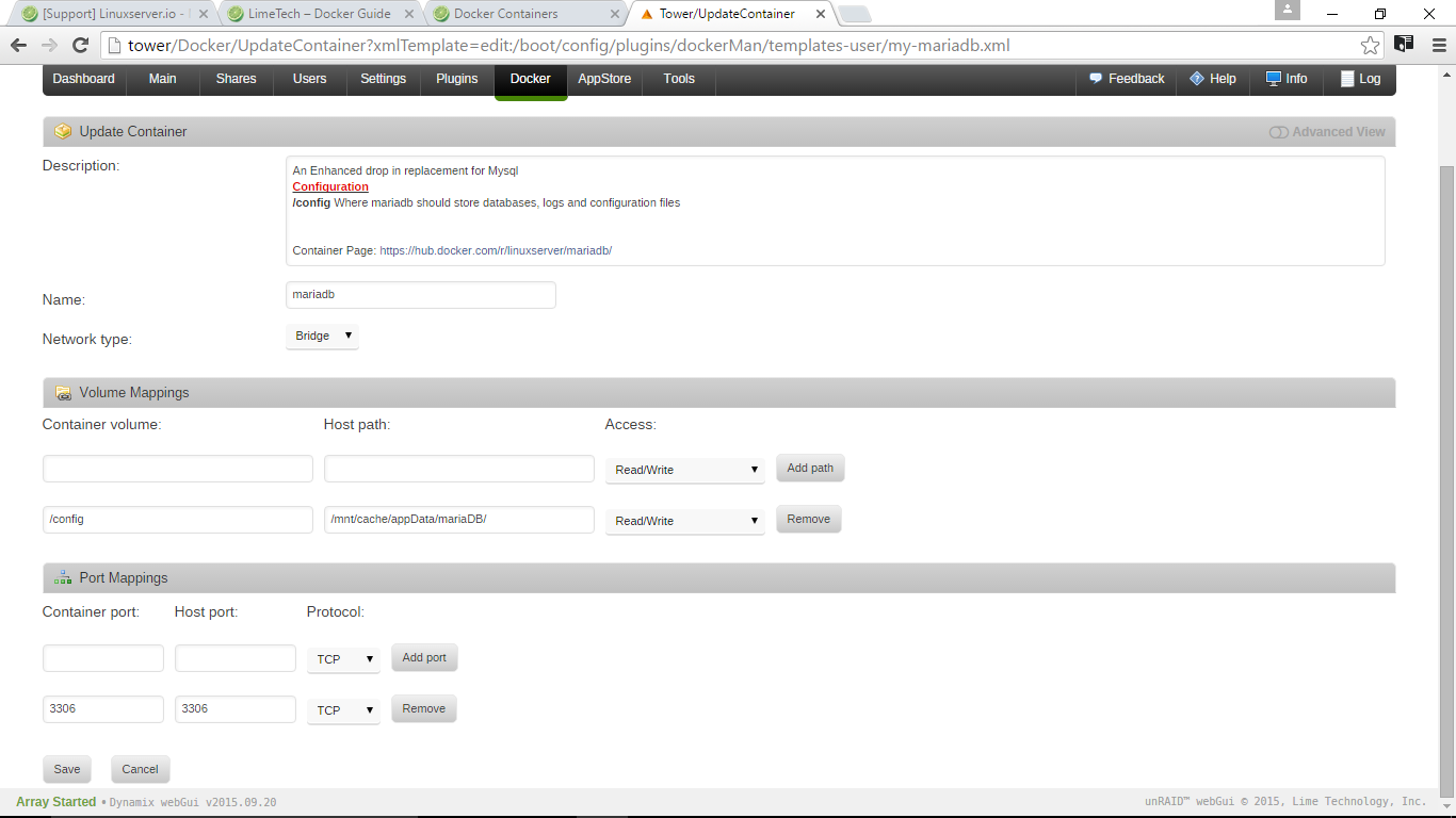 I NEED HELP MariaDB does not start properly after update ...