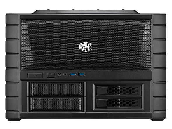 Cooler Master HAF XB EVO PC Chassis