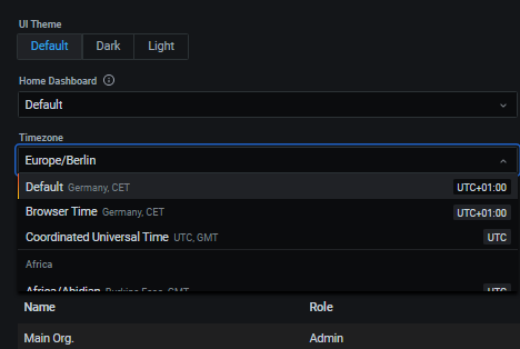 Time zone in Grafana.png