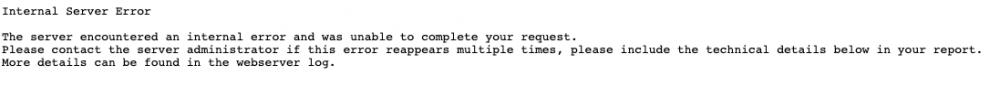 nextcloud internal server error.png